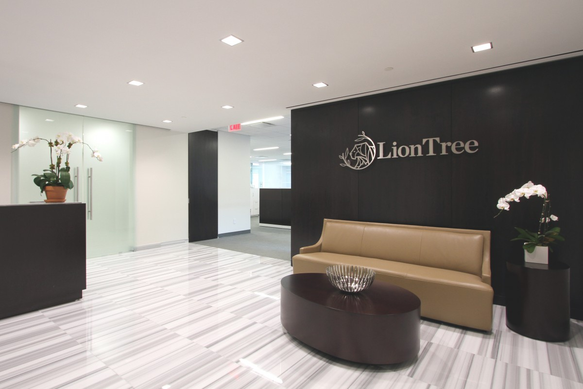 Lion Tree  (1)